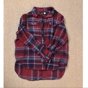 Urban Outfitters Tops - Oversized flannel shirt
